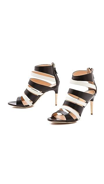 Jerome C. Rousseau Topanga Leather Sandals