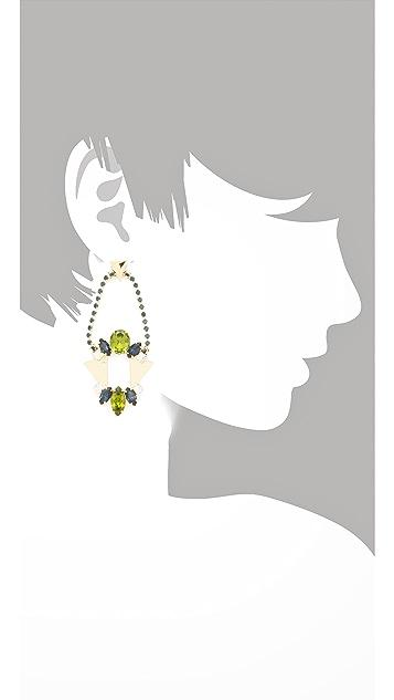 Jene DeSpain Harry Earrings