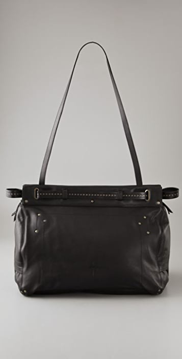 Jerome Dreyfuss Carlos Studded Tote