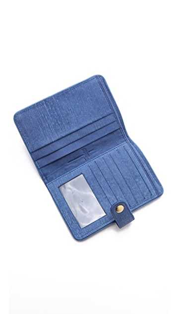Jerome Dreyfuss Polo Wallet