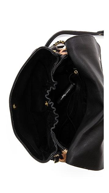 Jerome Dreyfuss Bobi Haircalf Shoulder Bag