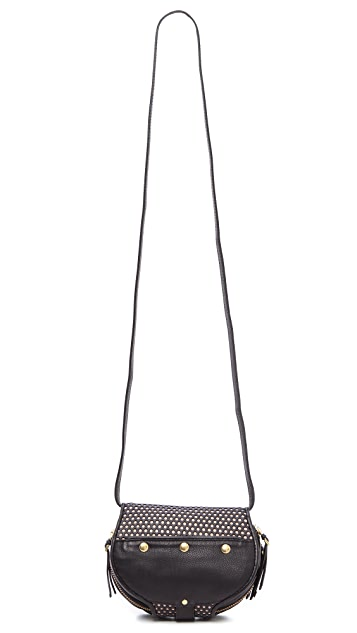Jerome Dreyfuss Momo Perf Cross Body Bag