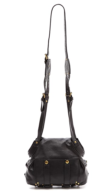 Jerome Dreyfuss Twee Small Caviar Noir Bag