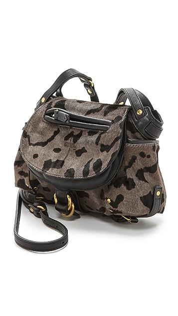 Jerome Dreyfuss Haircalf Twee Mini Bag