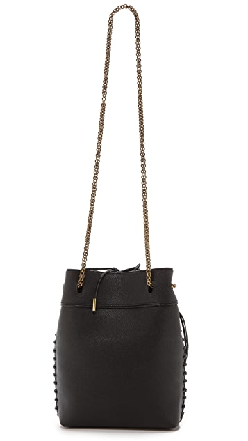 Jerome Dreyfuss Gary Fringe Bucket Bag