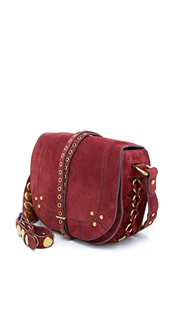 Jerome Dreyfuss Victor Festival Saddle Bag