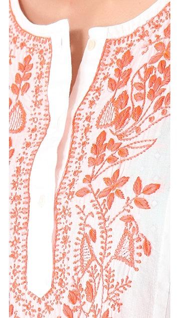 Juliet Dunn Sleeveless Cover Up Dress