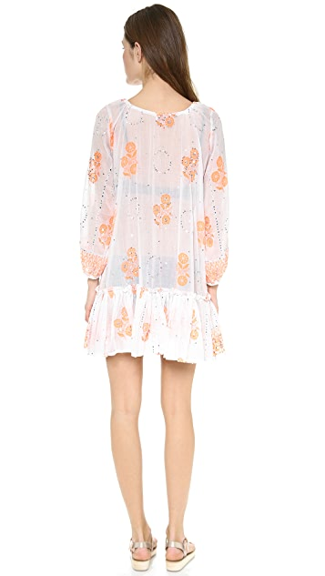 Juliet Dunn Gypsy Frill Dress