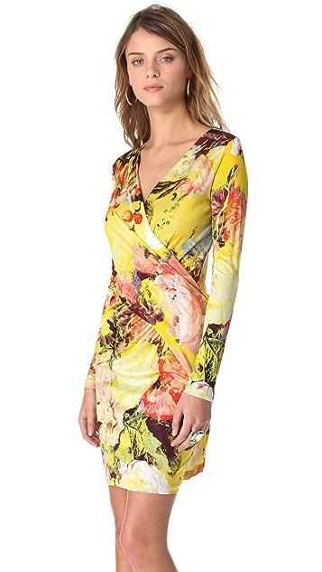 Jean Paul Gaultier V Neck Dress