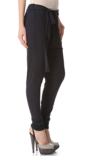 Jean Paul Gaultier Side Tie Pants