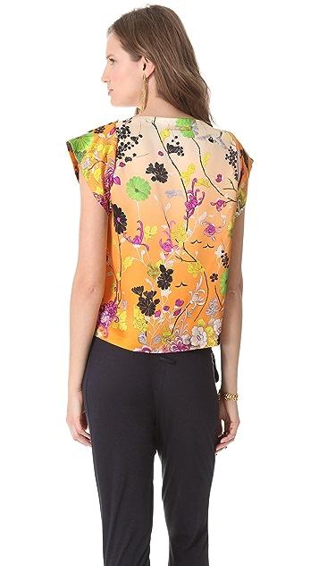 Jean Paul Gaultier Kimono Top