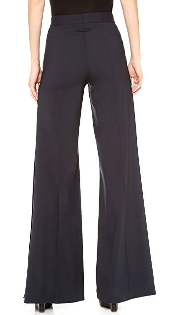 Jean Paul Gaultier Wide Leg Pants