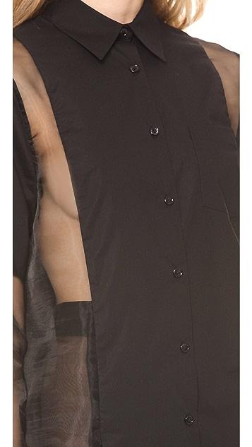 Jean Paul Gaultier Button Down Shirt