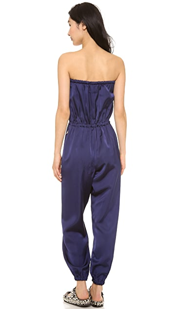 Jean Paul Gaultier Strapless Jumpsuit