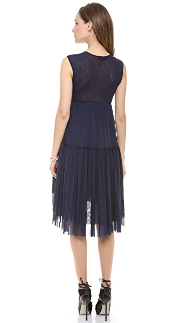 Jean Paul Gaultier Cap Sleeve Dress