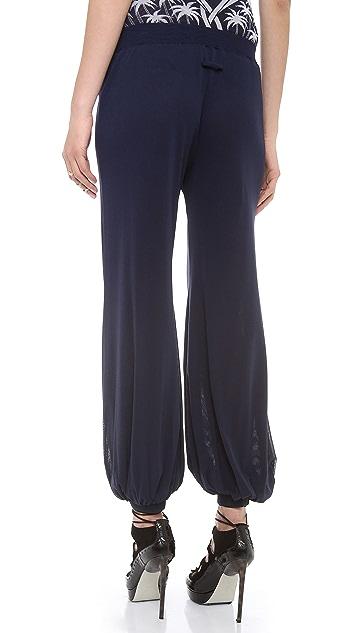 Jean Paul Gaultier Ankle Tie Pants