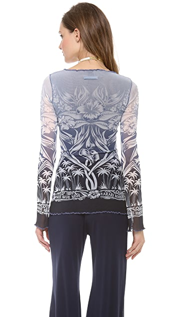 Jean Paul Gaultier Long Sleeve Top