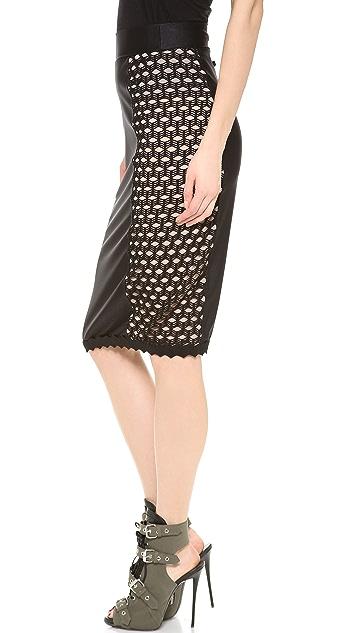Jean Paul Gaultier Pencil Skirt