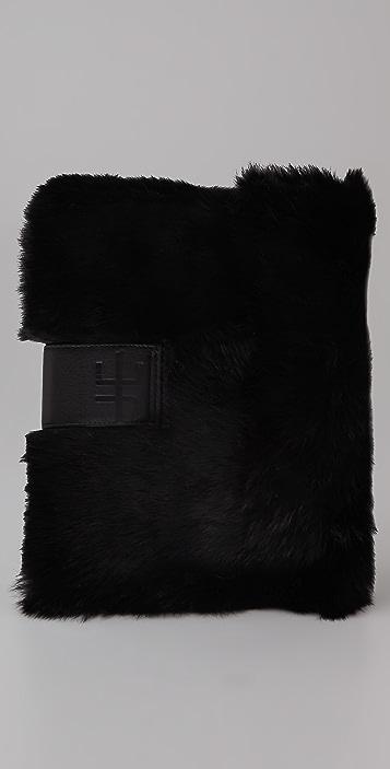 Jagger Edge Fur iPad Case