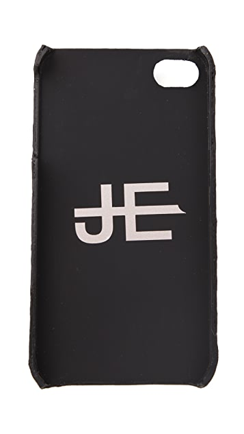 Jagger Edge How Charming iPhone Cover