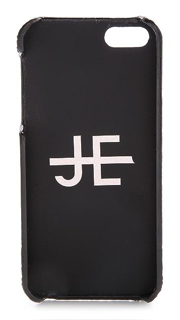 Jagger Edge Flower iPhone 5 / 5S Case