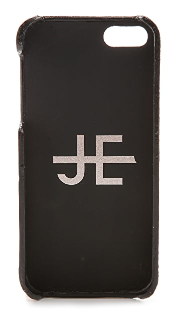 Jagger Edge Montana Luxe Flowers iPhone 5 / 5S Case