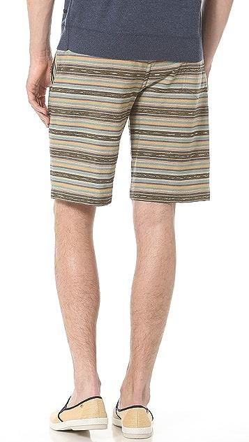 Jed & Marne Moraga Beach Shorts