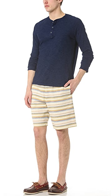 Jed & Marne Dogtown Beach Shorts
