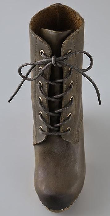 Jeffrey Campbell Erikson Clog Booties