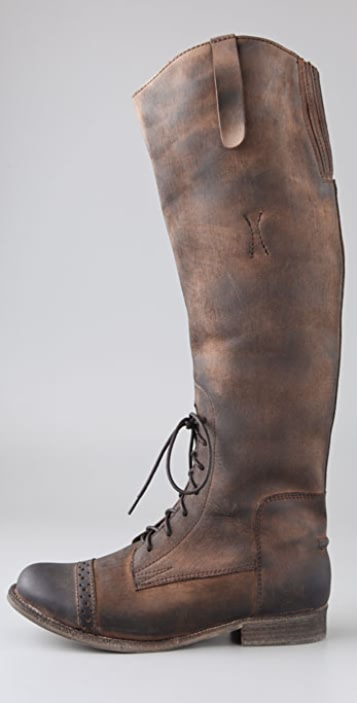 Jeffrey Campbell Ridem Field Boots