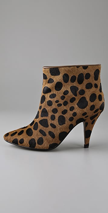 Jeffrey Campbell Frankie Haircalf Booties
