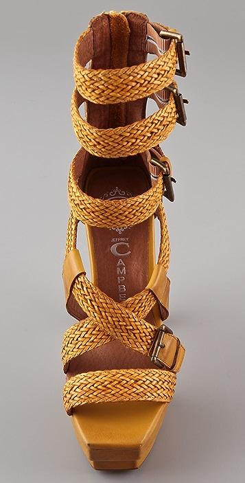 Jeffrey Campbell Ramona Platform Sandals