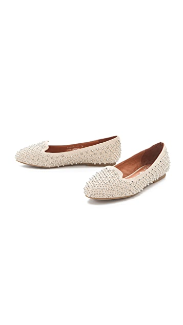 Jeffrey Campbell Martini Studded Loafers
