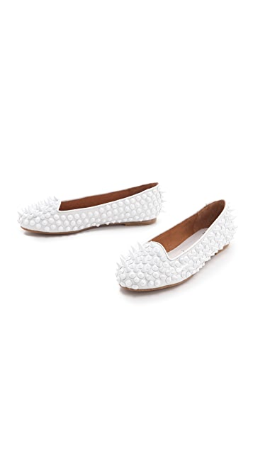 Jeffrey Campbell Mention Spike Loafers