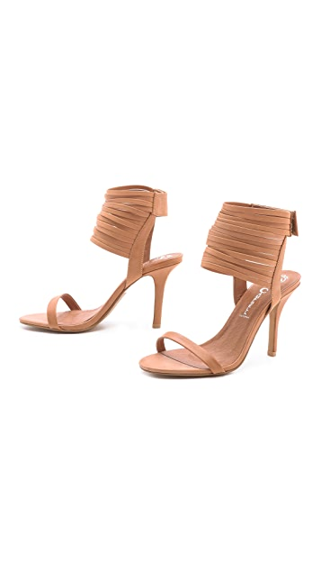 Jeffrey Campbell Bond Girl Sandals