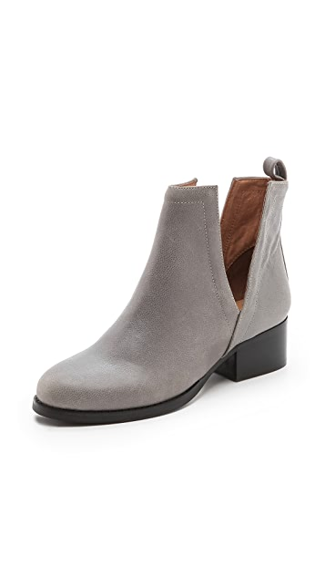 Jeffrey Campbell Oriley Cutout Ankle Booties