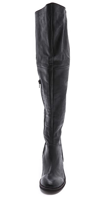 Jeffrey Campbell Oklahoma Knee High Boots