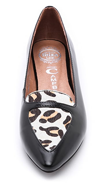 Jeffrey Campbell Try Me Loafers