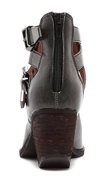 Jeffrey Campbell Everwell Cutout Booties