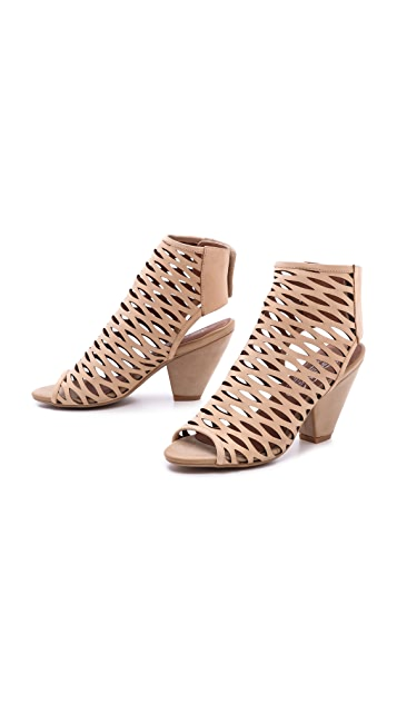 Jeffrey Campbell Produce Laser Cut Sandals