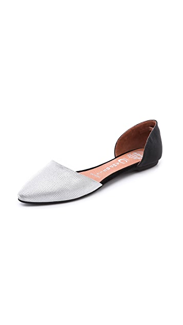 Jeffrey Campbell In Love d'Orsay Flats