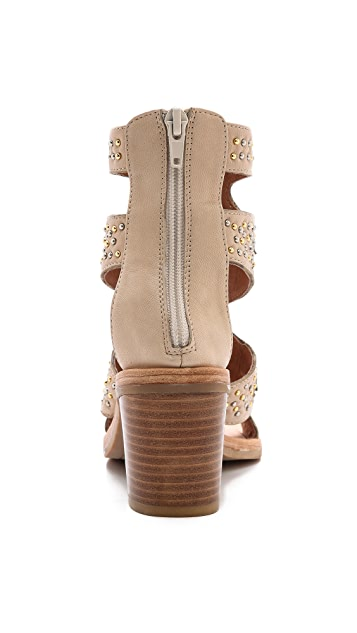 Jeffrey Campbell Cruzar Embellished Sandals