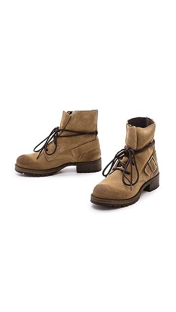 Jeffrey Campbell Short Combat Boots