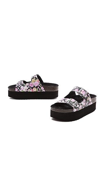 Jeffrey Campbell Aurelia Platform Sandals