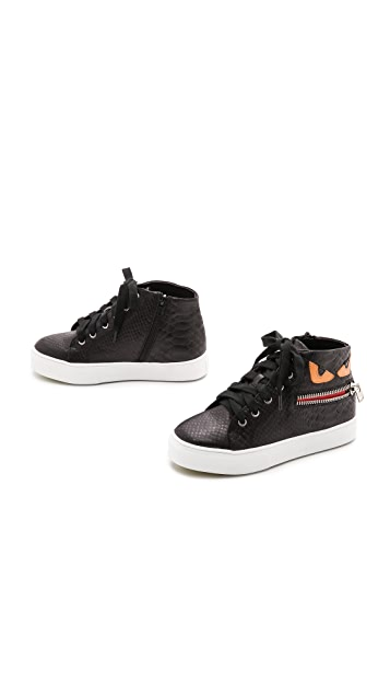 Jeffrey Campbell George High Top Sneakers