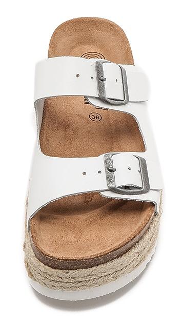 Jeffrey Campbell Aurelia Platform Espadrille Sandals Shopbop