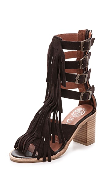 Jeffrey Campbell Omaha Sandals