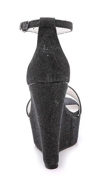 Jeffrey Campbell Amya Wedge Sandals