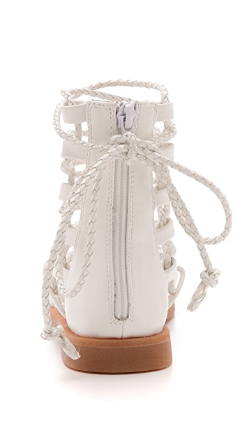 Jeffrey Campbell Hola Gladiator Sandals