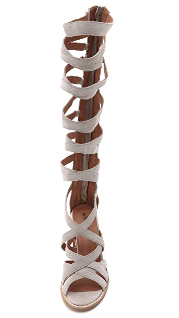 Jeffrey Campbell Enyo Gladiator Sandals